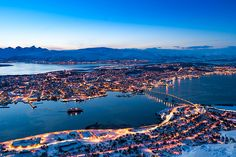 The floating, snowflake-shaped Krystall hotel will become another good reason to visit Tromsø... - Provided by Lonely Planet Norway