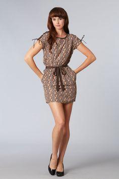 bird dress adella Apparel