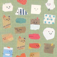 tearaways stickers