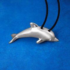 Dolphin Sterling Silver Necklace. Shop OnLine wonderful detailing Summer Pendant Necklaces. Handmade in Greece!  #dolphinnecklace #dolphinpendant #dolphinpendant #summernecklace #summerpendant #dolphincharm #dolphinjewellery #dolphinjewelrygift #dolphinpendantnecklace #dolphinpendantgift #dolphinnecklacegift #summergift #summerjewelry #summergift #summerjewelrygift