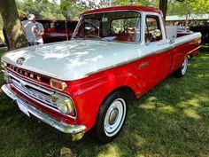 1966 Mercury Custom Cab M-100 Pickup  Truck by Custom_Cab, via Flickr