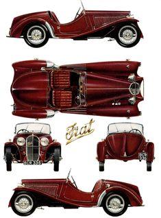 Fiat 508 Coppa d'oro