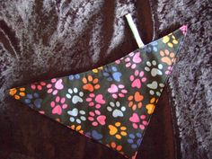 Funky Baby Toddler Dibble Bib Handmade by BWitchinStichin on Etsy
