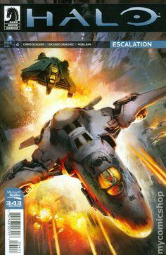 Halo Escalation (2013) 4