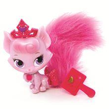 "Disney Princess Palace Pets Furry Tail Friends - Beauty (Aurora's Kitty) - Blip Toys - Toys ""R"" Us"