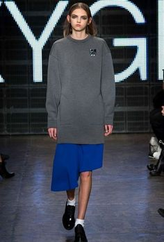 DKNY 2015秋冬紐約時裝週