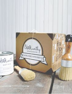 ChalkWorthy Wax and Tool Kit