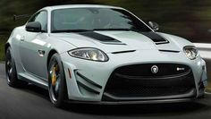 2014 Jaguar XKR-S GT: 0 to 60 mph in 3.9 seconds. Top Speed of 186 mph. Est. price $174,000.00