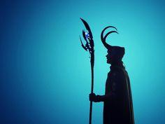 Tom Hiddleston Loki Hot | loki tom hiddleston the avengers movie blue background loki laufeyson ...