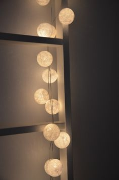 My Home And Me: IRIS LIGHTS