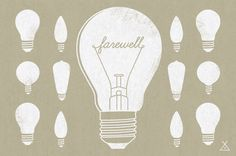 """Vintage Light Bulb Drawing As """"plain old light bulbs, Vintage . Vintage Light Bulbs, Vintage Lighting, Lamp Logo, Light Bulb Drawing, Old Lights, Incandescent Bulbs, Typography, Fancy, Activities"""