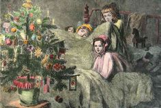 Victorian Family Photos | Christmas Trees | Babylon Baroque