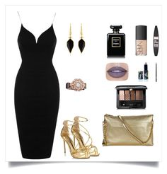 """""""Untitled #5"""" by emminna ❤ liked on Polyvore featuring Topshop, Lipsy, Michael Kors, Isabel Marant, Bulgari, Jeffree Star, Lime Crime, NARS Cosmetics, Maybelline and Guerlain"""