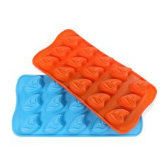 Candy Making Molds, 2PCS YYP [15 Cavity Sailboat Shape Mold] Silicone Candy Molds for Home Baking - Reusable Silicone DIY Baking Molds for Candy, Chocolate or More, Set of 2 * Trust me, this is great! Click the image. : Candy Making Supplies