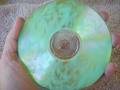 Cleaning scratched dvds/cds/games with kid's crest toothpaste. Buffs the scratches out so your dvd won't skip anymore. I have tried several things on pinterest that haven't worked but I followed these instructions and my dvd works great!