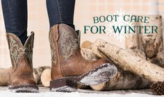 Need to do this! Winter boot care