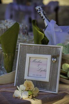 Beach Wedding in Kiotari Rhodes » GoldenApple, Weddings in Greece #welcomenote #