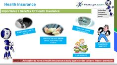 Top Insurance Companies provides a number of specialized health insurance products suitable for family needs, individuals as well as senior citizens .Compare & Choose the best health insurance in India http://www.policyx.com/health-insurance/health-insurance-india.php