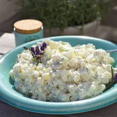 Potatissallad – enkelt recept på krämig klassiker