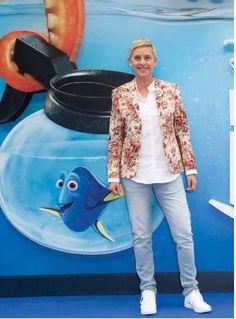 Ellen Degeneres                                                                                                                                                                                 More