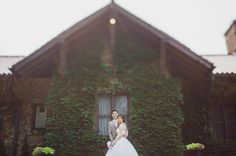 Erika & Eric's Beautiful Summer Wedding At Miller Lash House - EventSource.ca Blog