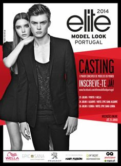 O ELITE MODEL LOOK ESTÁ DE REGRESSO!