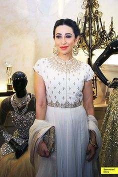 Karisma Kapoor Launches A 'Rare' Bridal Boutique