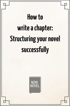 Wondering how to write a chapter? What is a chapter? What purpose does it serve? How do you begin a chapter or end one? Read this guide. Memoir Writing, Book Writing Tips, Fiction Writing, Writing Process, Writing Workshop, Writing Resources, Teaching Writing, Writing Help, Writing Ideas