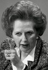 """Margaret Thatcher. A Look at the Life of the """"Iron Lady"""" (slideshow)"""