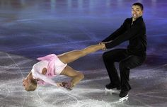HEY GUY WHAT IS THAT FACE. | 27 Things You're Really Thinking When You Watch Figure Skating