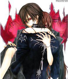 Artbooks » Hino Matsuri Illustrations Vampire Knight » Item 43