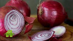 Comer Cebolla Roja Destruye las células cancerosas, detiene hemorragias ...