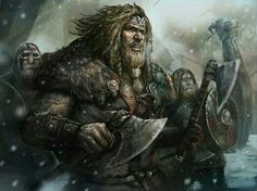 💥💫Indeed, the image of the Viking ax has deeply ingrained in the minds of people who care about the Viking age. The Viking ax was subtly designed for speed, deadly attacks, and clever movements as well [...] Viking Warrior, Viking Axe, Viking Woman, Fantasy Warrior, Fantasy Rpg, Medieval Fantasy, Rpg Cyberpunk, Les Runes, Nordic Vikings