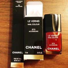 Birthday treats from the boy #Chanel #chanelnails #chaneleyeliner #autumnbeauty #autumncolours #muotd #beautyblogger #bbloggers #chanelaccessorie