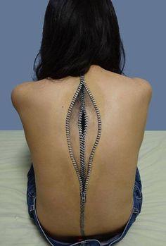 Galna tatueringar