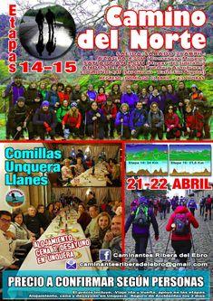 Camino del norte 14 y 15: Comillas - Unquera - Llanes