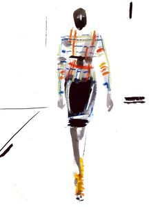 https://www.behance.net/gallery/56157791/Balmain-SS15-fashion-illustration