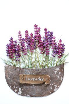 QUILLING - Lavender http://blog.naver.com/101kaikei/220518044986