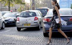 #giovannabattaglia #lbd #dress #black #italian #paris #pfw #women #fashionweek #ss15 #mbfw #fashion #style #look #outfit #streetfashion #streetstyle #mode #moda