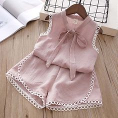 Humor Bear Baby Girl Clothes 2019 Summer New Girls Clothing Sets Kids Clothes Baby Bay Clothes Toddler Girl Coat + Pants Baby Outfits, Girls Summer Outfits, Dresses Kids Girl, Toddler Girl Outfits, Summer Clothes, Casual Clothes, Toddler Girls, Baby Girls, Baby Boy