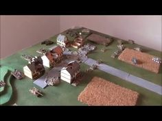 Flames of War Battle Report US Glider Infantry vs SS Panzer Grenadiers