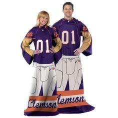 Use this Exclusive coupon code: PINFIVE to receive an additional 5% off the Clemson University Tigers Unisex Adult Comfy Throw at SportsFansPlus.com