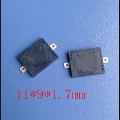 [ 26% OFF ] Piezoelectric Type Smd Passive Buzzer 11*9*1.7Mm