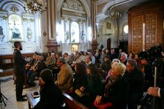 Hora de Mercado, Hora de Música. 20 de Diciembre de 2014. Concierto: Coro Nuestra Señora de la Paz.