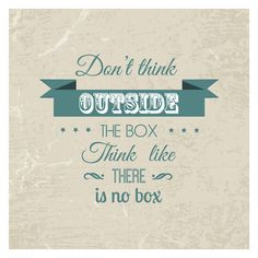 New item (Don't think outside the box. Square acrylic fridge magnet) is available at Rob's Emporium - http://robsemporium.com/product/dont-think-outside-the-box-square-acrylic-fridge-magnet/