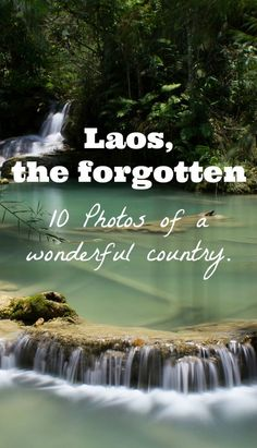 Discover Laos the forgotten through a series of 10 photos on our website. Waterfalls, smiles, mysteries... To see more click on the picture!
