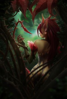 zyra league of legends champions