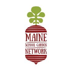 Logo design contest | 99nonprofits: Kids and Veggies! Logo needed for the Maine School Garden Network | Entries