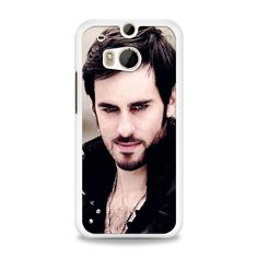 Once Upon a Time Captain Hook Believe 2 HTC One M8 Case | yukitacase.com