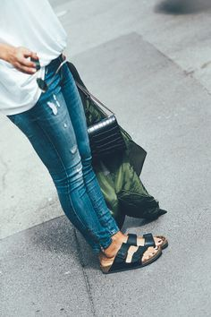 perfect ankle jeans - Berries & Passion